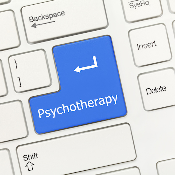 How do I book psychotherapy sessions online?